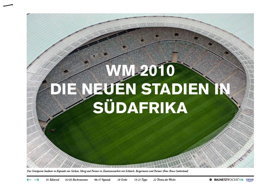 Wm 2010 Die Neuen Stadien In Südafrika Jtkn